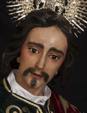 El San Juan de la Amargura regresa al culto tras su restauración
