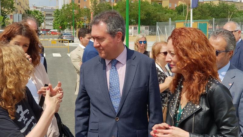 Más de 170.000 euros para reordenar y pavimentar el Distrito Macarena