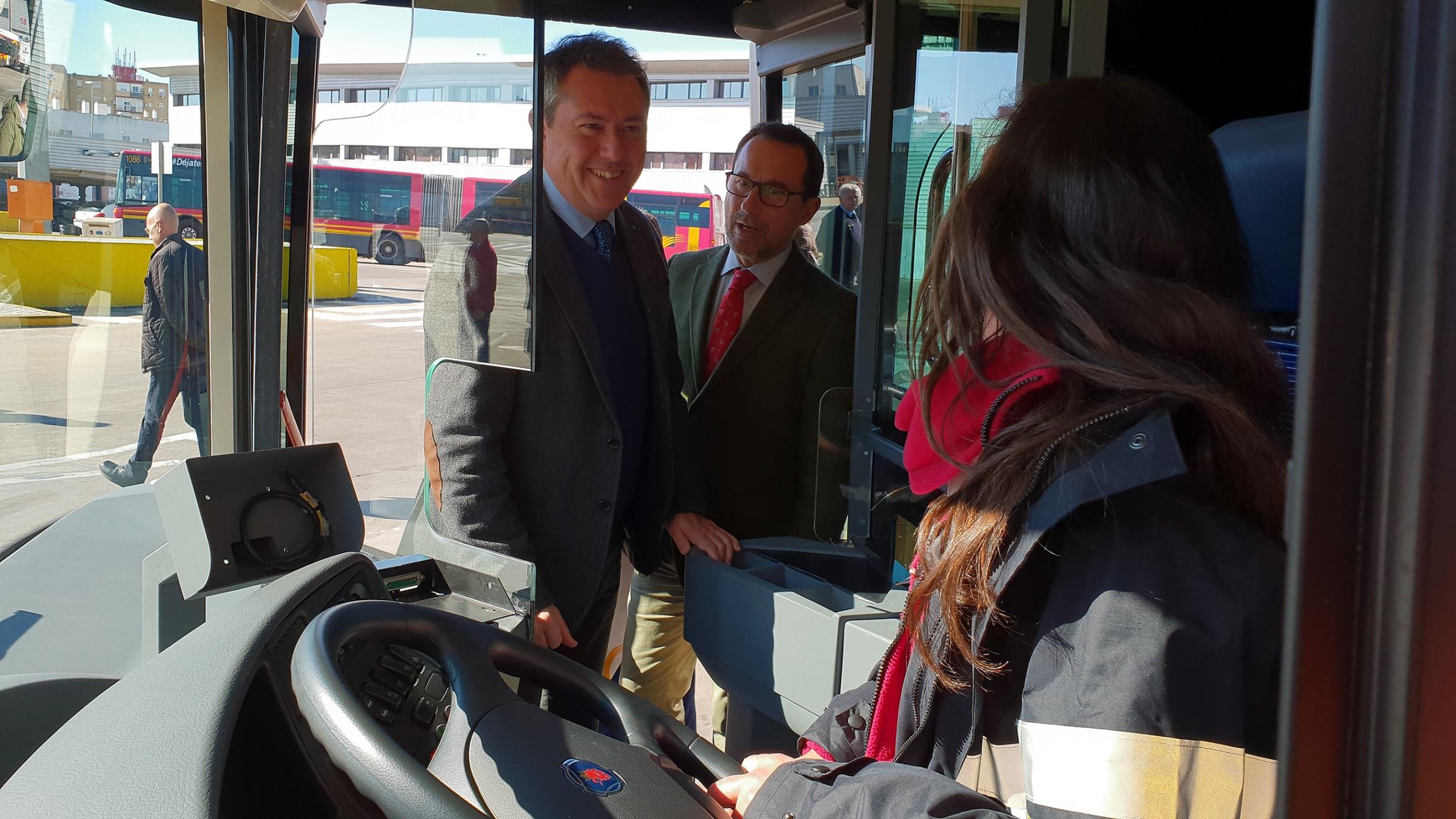 Tussam cerró 2019 con más de 80 millones de viajeros