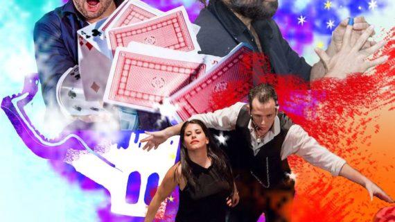 El Teatro Alameda inaugura el año con varias jornadas dedicadas  a la magia