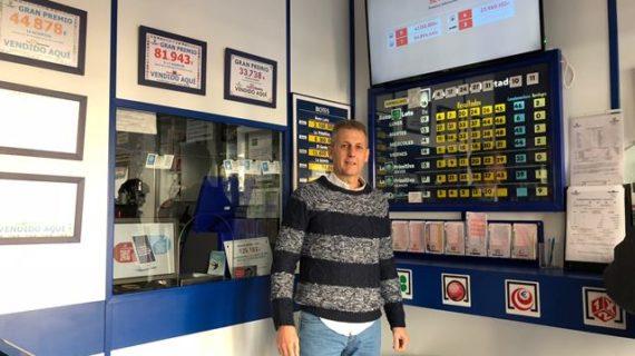 El sorteo de Euromillones deja casi 33.000 euros en Arahal