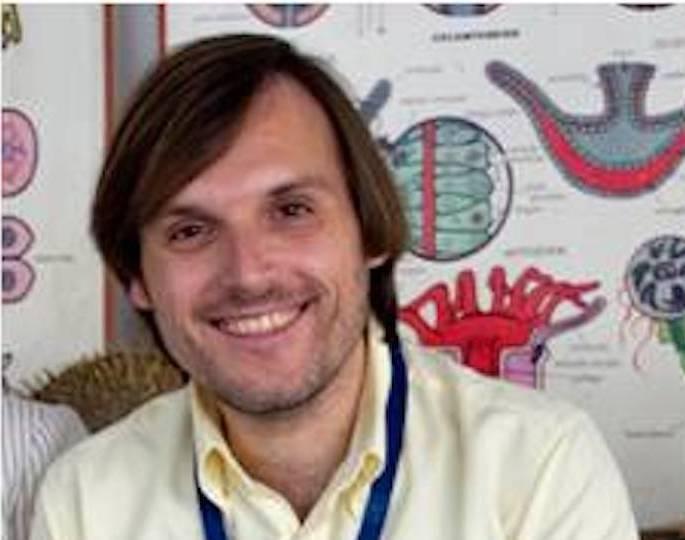 El profesor de la US Pablo Álvarez, el sexto mejor docente de España