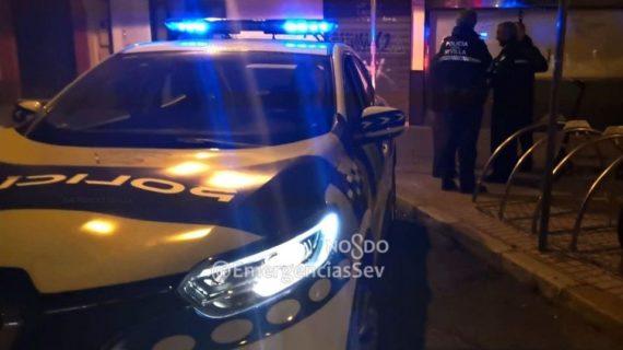 Un detenido en Año Nuevo por conducir sin carné, negarse a la prueba de alcohol y agredir a varios agentes