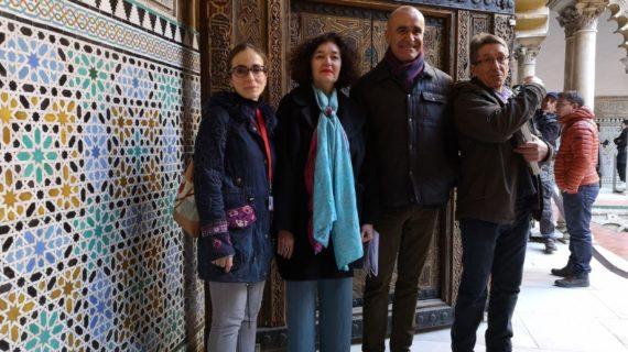 El Real Alcázar superó la barrera de 2 millones de visitantes en 2019