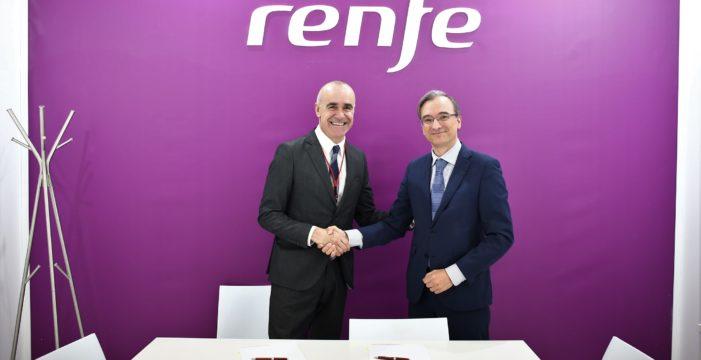 Acuerdo para impulsar el ferrocarril como medio sostenible en Sevilla
