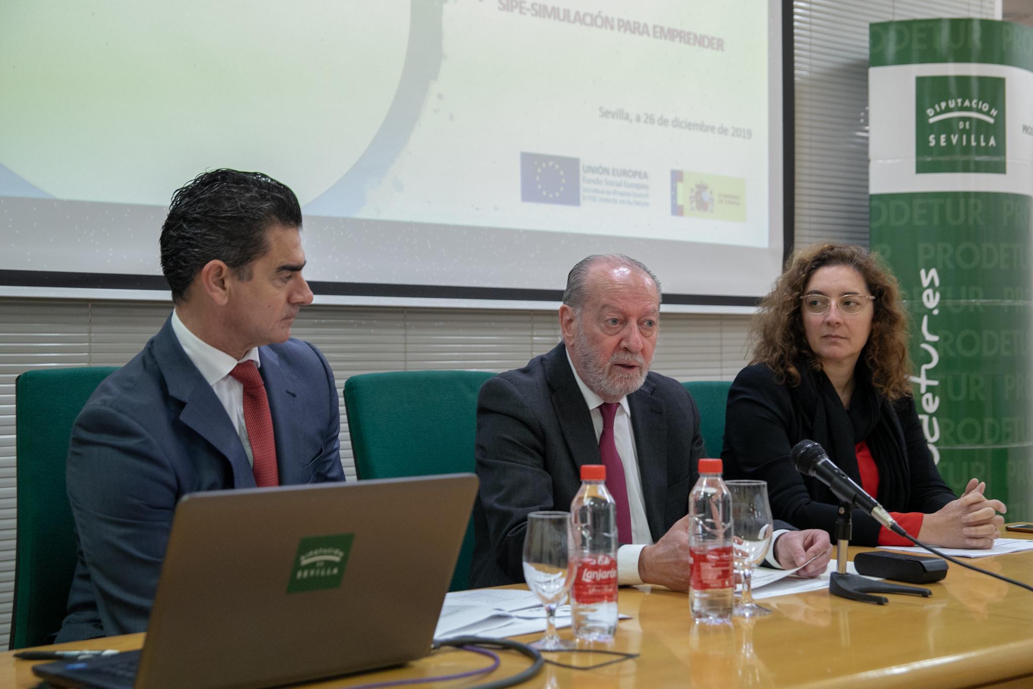 Prodetur inicia el proyecto SIPE, destinado a luchar contra la despoblación