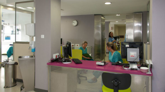 La UCI del Hospital de Traumatología y Rehabilitación del Virgen del Rocío se suma al proyecto de iluminación natura