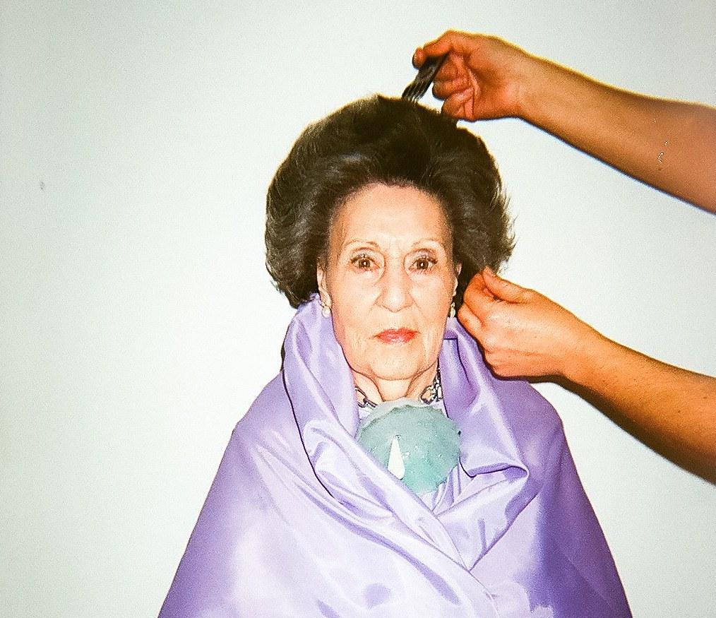 El diseñador pileño que pone guapa a las abuelas