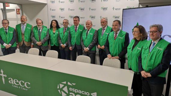 La AECC inaugura en Sevilla un espacio pionero que supondrá una nueva manera de ver el cáncer