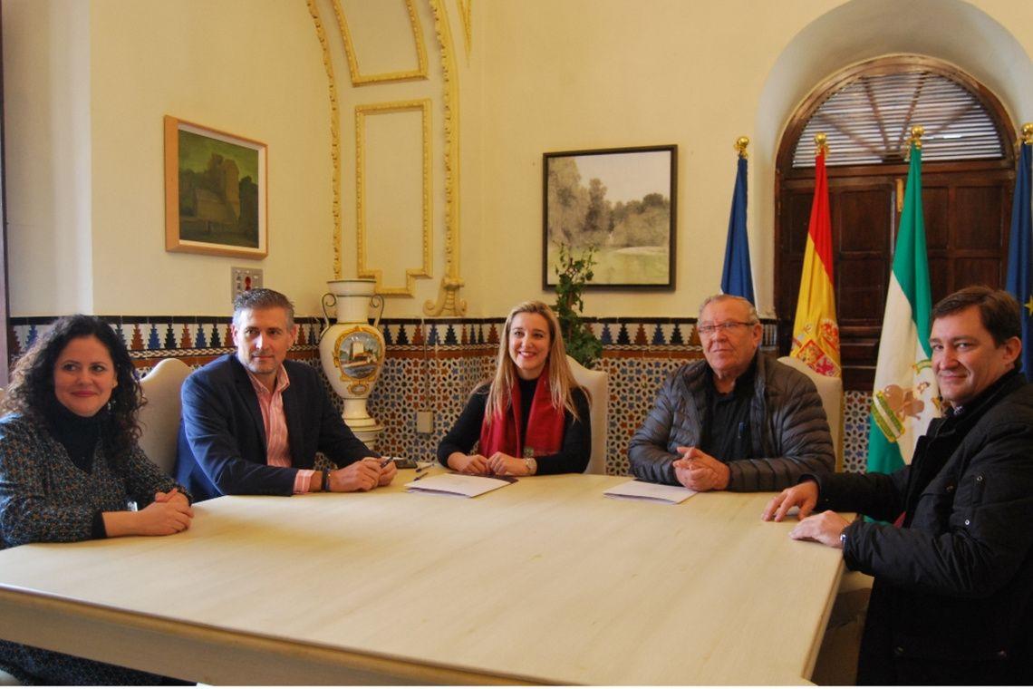 Alcalá refuerza su trabajo para ayudar a personas en situación de desigualdad