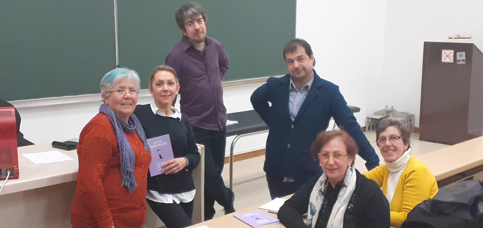 Comienza la 2ª edición del taller de escritura creativa que el Macarena destina a sus pacientes con cáncer