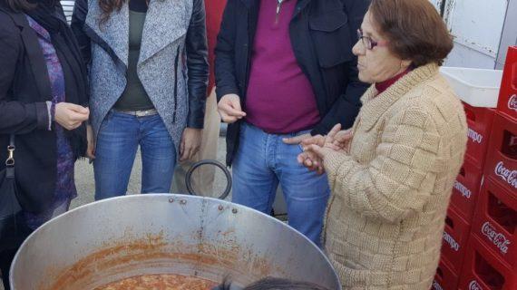 """Huévar del Aljarafe celebra un año más sus tradicionales """"Fiestas de la Caldereta"""""""