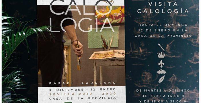 La muestra 'Calología', de Rafael Laureano, se amplía hasta el 12 de enero