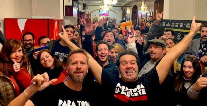 Alfonso Sánchez y Alberto López inician la gira de 'Para toda la muerte'