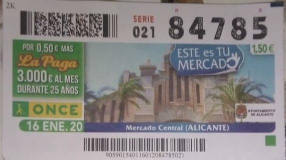 La ONCE reparte 315.000 euros entre nueve vecinos de Las Casas Baratas de Utrera