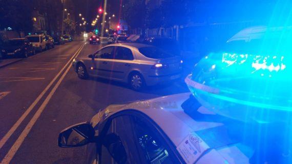 Un policía jubilado detiene a un conductor ebrio en Sevilla