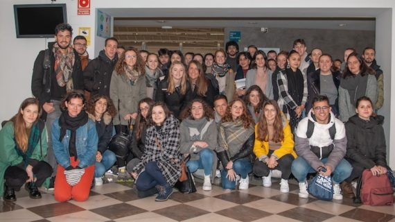 Más de 550 estudiantes de 40 países llegan a la UPO para cursar sus estudios este cuatrimestre