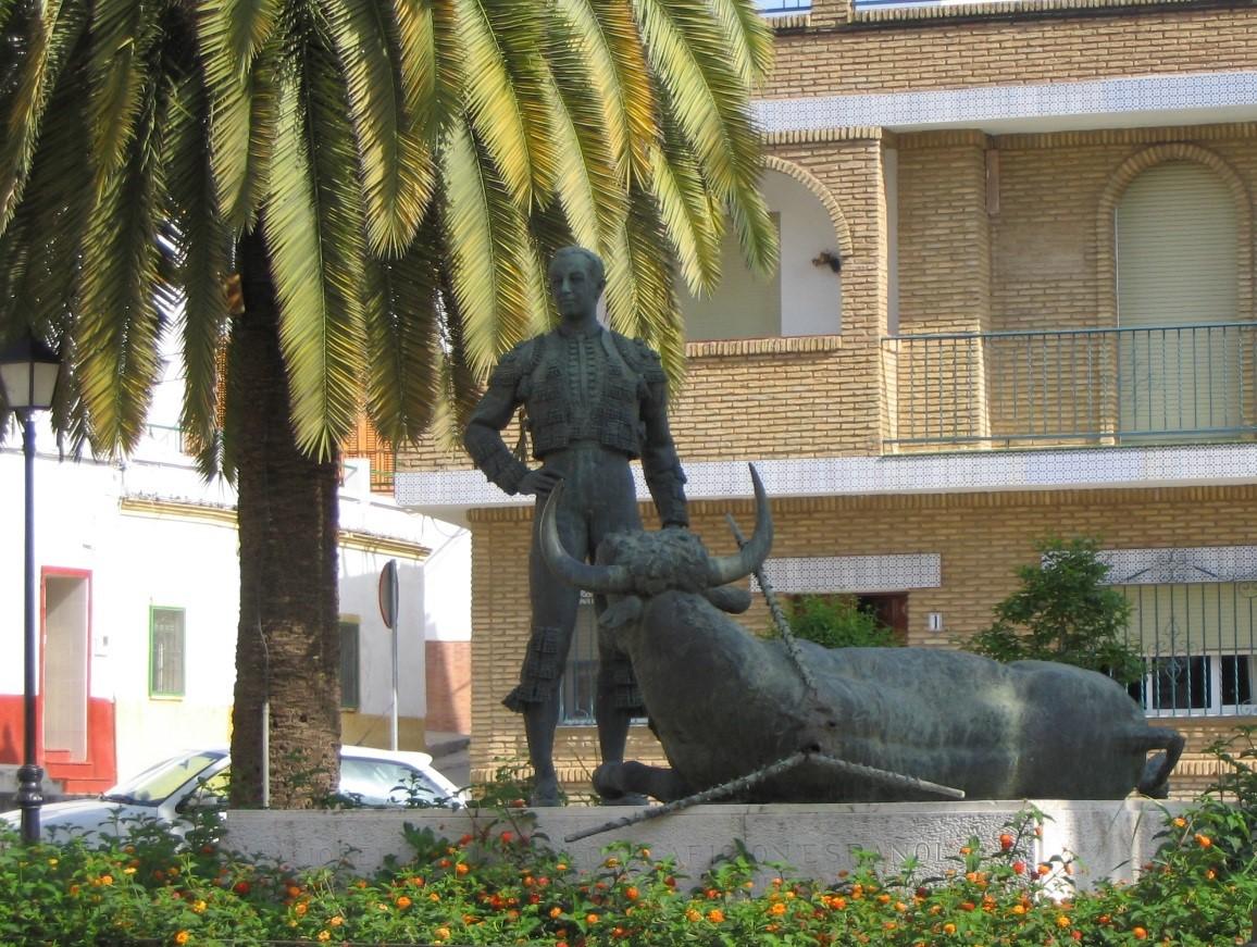 Gelves se vuelca con el centenario de Joselito el Gallo