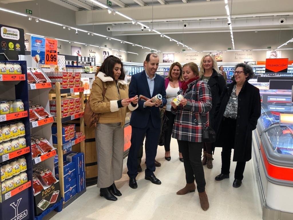 Lidl abre en Dos Hermanas una tienda sostenible tras invertir 4,1 millones