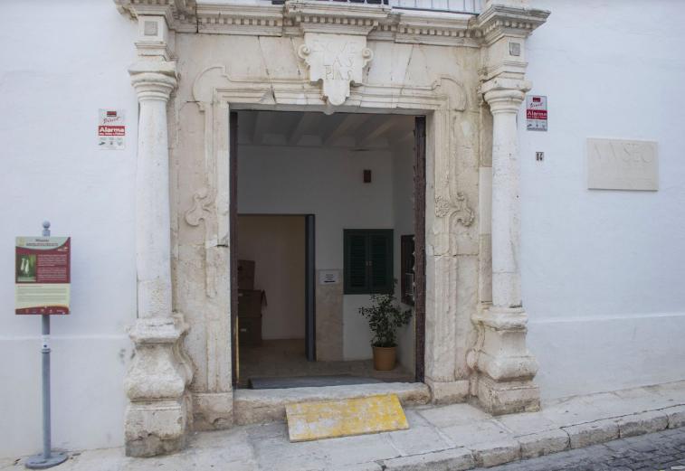 El museo Padre Martín Recio de Estepa será totalmente accesible