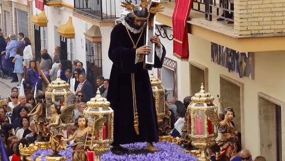 Llega a Sevilla la exposición sobre 'El Nazareno de Marchena'