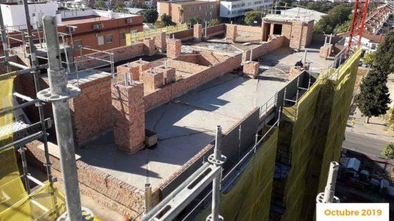 Desbloqueadas otras dos parcelas residenciales de Sevilla Este para la construcción de dos bloques con 38 viviendas