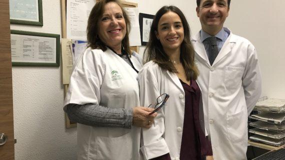 Profesionales del Macarena, premiados por la Sociedad Andaluza de Patología Digestiva