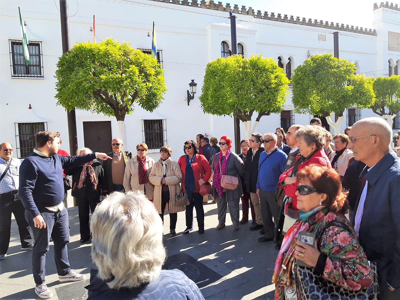 Más de 5.000 sevillanos participaron en las 93 rutas por el territorio dentro del programa 'Conoce la provincia 2019'