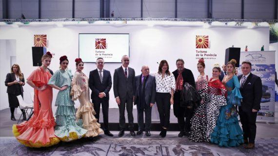 Las sevillanas de Riqueni para el 'flashmob' de la Bienal de Flamenco, presentadas en FITUR