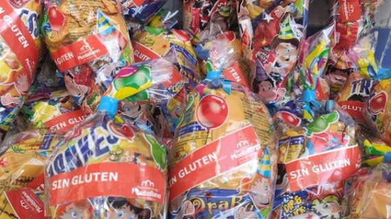 La Cabalgata de Reyes de Montellano ofrecerá caramelos sin gluten para niños celíacos