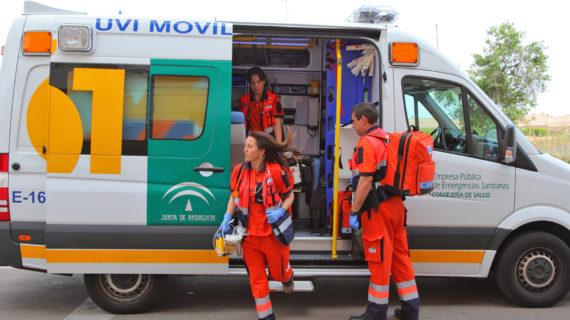 Los sevillanos valoran con un 9,5 sobre diez el servicio recibido por los equipos de emergencias sanitarias 061