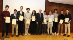 La ETSI entrega los premios y reconocimientos a su comunidad académica