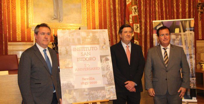 El IES San Isidoro conmemora su 175 aniversario con una amplia programación cultural