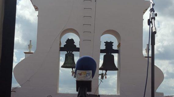 Guillena recupera toques de campanas perdidos con el tiempo