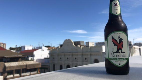 La mejor cerveza del mundo es de Utrera y se llama Vandalia