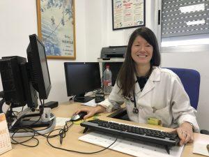 Una pediatra del Macarena, premiada por su estudio sobre biomarcadores en la enfermedad inflamatoria intestinal