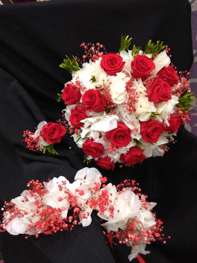 Sevilla en Flor, para esos enamorados que con una flor dicen 'Te quiero' en San Valentín