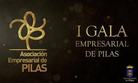 Profesionales y directivos de empresas se dan cita en la I Gala Empresarial de Pilas