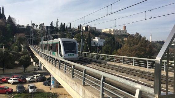 Metro de Sevilla reduce el consumo de energía un 31% desde 2012 pese al aumento de viajeros