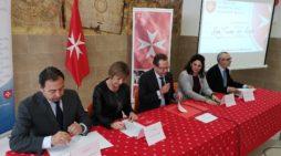 La Fundación Hospitalaria Orden de Malta en Sevilla prevé abrir un dispensario médico para personas sin hogar en Torneo