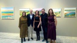 'Five o clock', la exposición que une a cinco pinceles en el Ateneo de Sevilla