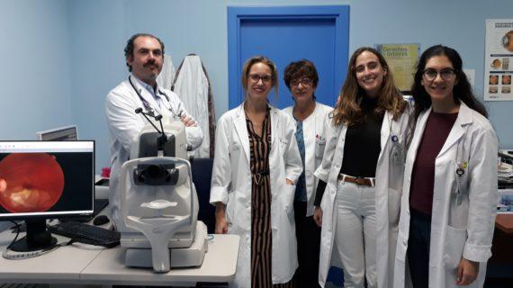 El Valme vuelve a ganar el premio al mejor caso clínico en el congreso andaluz de Oftalmología