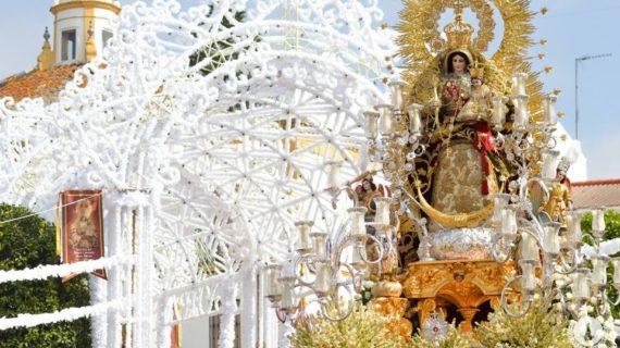 La solidaridad de los vecinos de Carrión ayudarán a recuperar las joyas robadas de la Virgen
