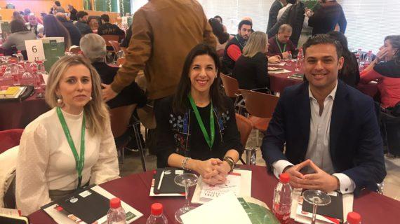 Un centenar de profesionales se reúne en el Primer Encuentro Provincial de Negocios 2020