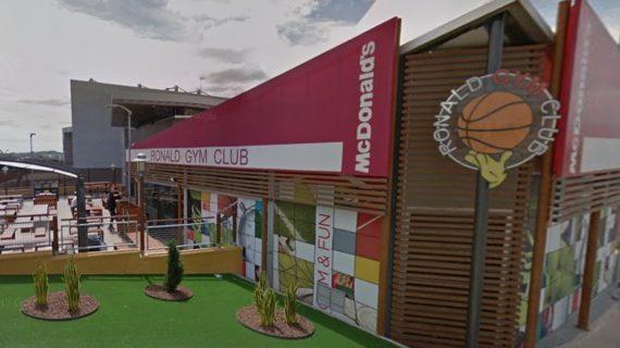 McDonald's pone en marcha su servicio de entrega a domicilio en Alcalá de Guadaíra