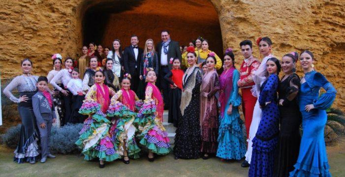 Antonio Canales apadrina el Salón Nacional de Danza y Moda de Alcalá de Guadaíra