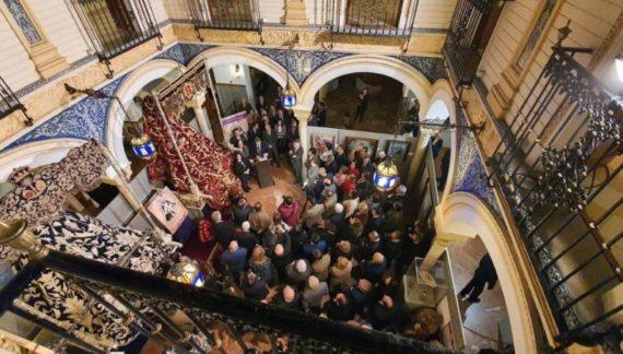 La exposición de la hermandad de Jesús de Marchena en Sevilla finaliza con más de 13.000 visitas