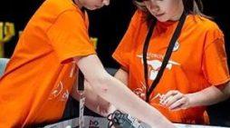 El IES Las Encinas, de Valencina, a la final nacional de la First Lego League