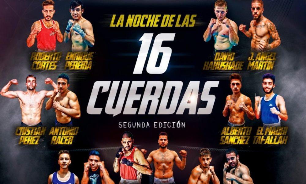 Mairena del Alcor, cita del mejor boxeo nacional y la cantera local