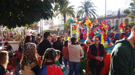 Música y carrozas de Carnaval llenarán Alcalá de Guadaíra este fin de semana